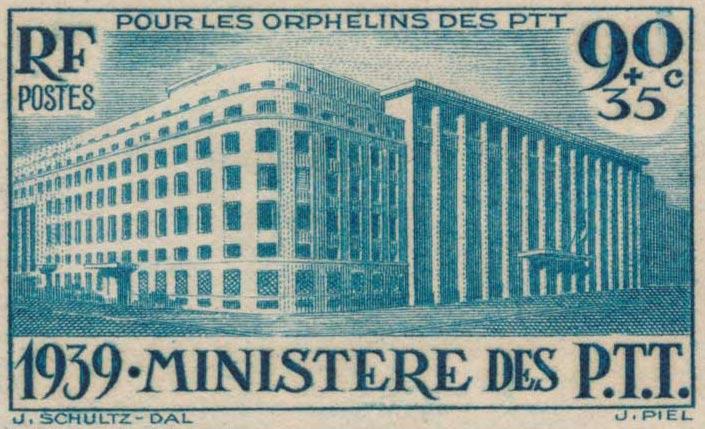 ministère des ptt