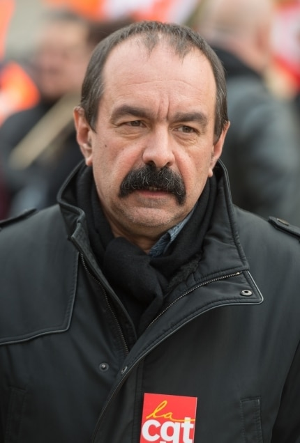 Philippe Martinez CGT