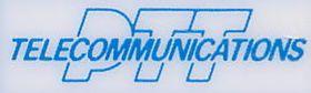 logo ptt télécommunications