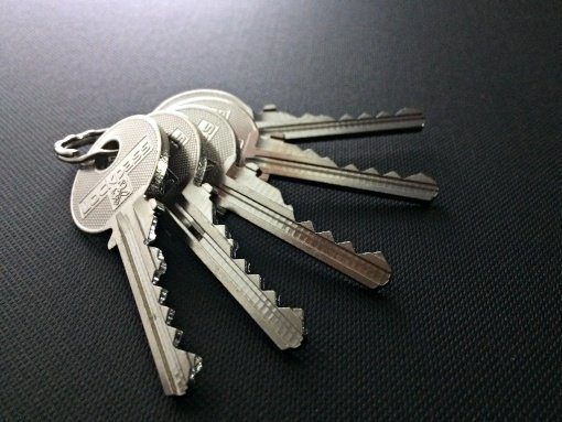 clés PTT trousseau